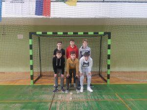 Podprvaki Pomurja v nogometu